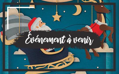 Marché de Noël du 14 au 16 décembre 2018
