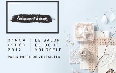 Réservation d'ateliers au Salon Création et Savoir-Faire 2019